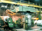 Hot & Cold Rolling Mills, Rolling Mills, Rolling Mills Automation, Automation of hot & cold rolling mills India