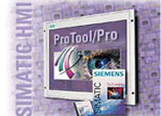 ProTool is the software to configure a great number of SIMATIC Panels and Multi Panels right up to PC-based systems (employing ProTool/Pro CS).